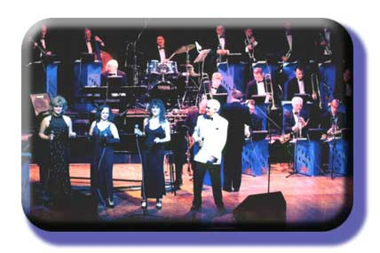 The Opus One Big Band with The Satin Dolls & John Sharples